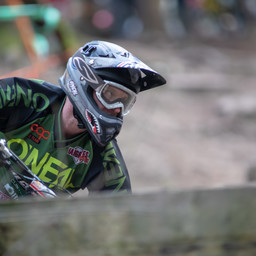 Photo of David GOULSON at Tidworth