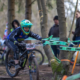 Photo of Elin BERRY at Tidworth