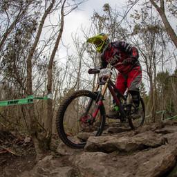 Photo of Mark BUCKINGHAM at Tidworth