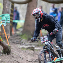 Photo of Dan LARNER at Tidworth