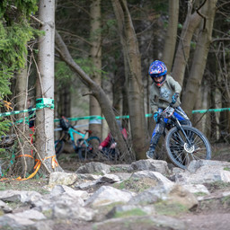 Photo of Jake BLUNDEN at Tidworth