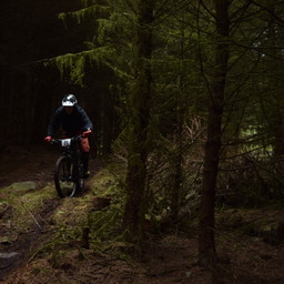 Photo of Matthew TEARE at Ae Forest