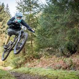 Photo of Adam PYBUS at Ae Forest