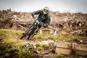 Photo of Simon EDRIDGE at Ae Forest