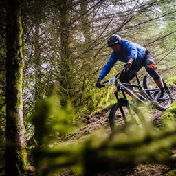 Photo of Ian PEARSON at Ae Forest