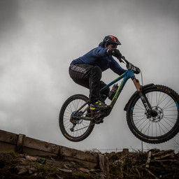 Photo of Andrew CARMAN at Ae Forest