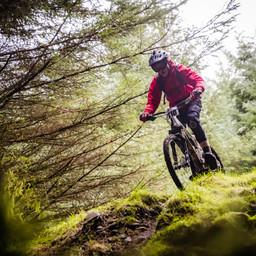 Photo of Hugh DENNIS (jun) at Ae Forest