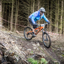 Photo of Stuart CARR at Ae Forest