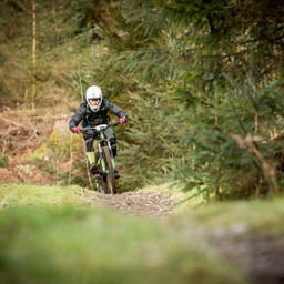 Photo of Tim MATHER at Ae Forest