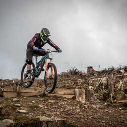 Photo of Peter HEYWARD at Ae Forest