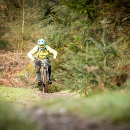 Photo of Simon DAYKIN at Ae Forest
