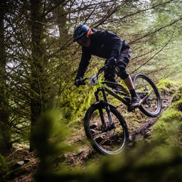 Photo of Rory BLACKIE at Ae Forest