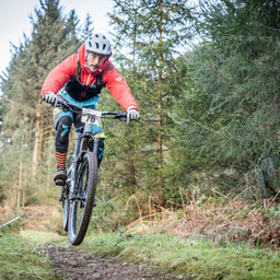 Photo of Marc PURKISS at Ae Forest