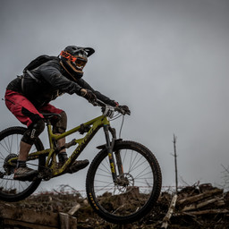 Photo of Lee MORRISON at Ae Forest