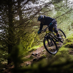 Photo of Daniel EASSON at Ae Forest