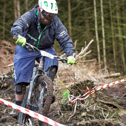 Photo of Matty COTTAM at Ae Forest