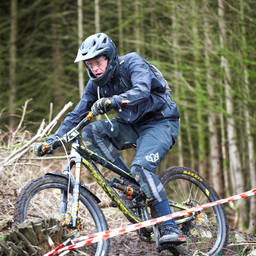 Photo of Chris THOMPSON (mas) at Ae Forest