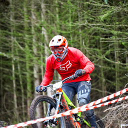 Photo of Darrin GILCHRIST at Ae Forest