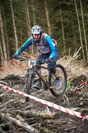 Photo of Stephen JONES at Ae Forest