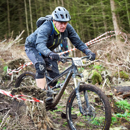 Photo of Tony QUINN at Ae Forest