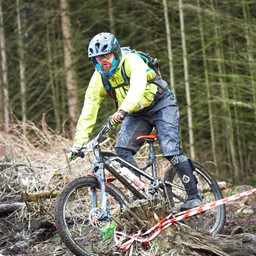 Photo of Andrew BUTLER (mas2) at Ae Forest