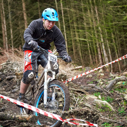 Photo of Harry LEITCH at Ae Forest