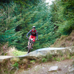 Photo of James LAYTON at Ae Forest