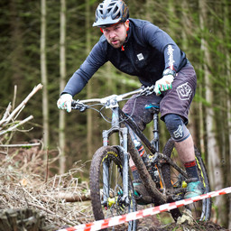 Photo of Lewis BRAITHWAITE at Ae Forest