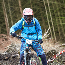 Photo of Lewis WILLOUGHBY at Ae Forest