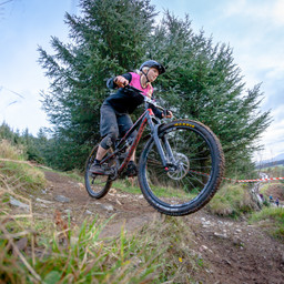 Photo of Elsbeth GREENSHIELDS at Ae Forest