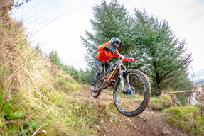Photo of Simon METCALFE at Ae Forest