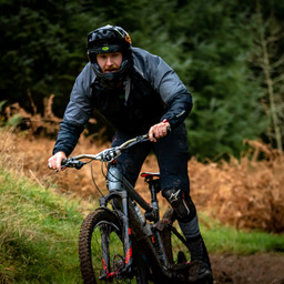 Photo of Paul FLETCHER (1) at Ae Forest