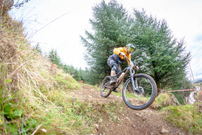Photo of Kristopher WALLIS at Ae Forest