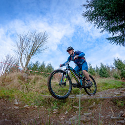 Photo of Thomas STOCKDALE at Ae Forest