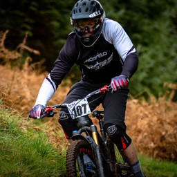 Photo of Marcus JONES at Ae Forest