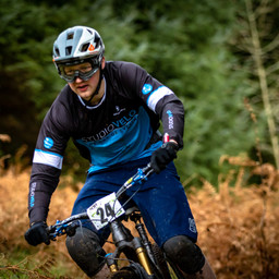 Photo of Hamish BUCHANAN at Ae Forest
