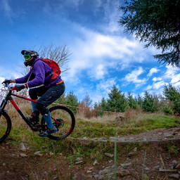 Photo of James FERNBACK at Ae Forest