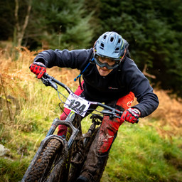 Photo of Josh WHITTLE at Ae Forest