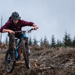 Photo of Struan MILLER at Ae Forest