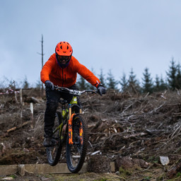 Photo of Tony DOVE at Ae Forest
