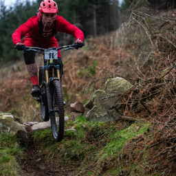 Photo of Angus FRASER at Ae Forest