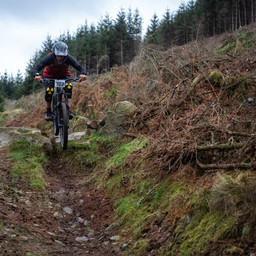 Photo of Andrew MURRAY at Ae Forest