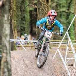 Photo of Cooper CASSELLS at Forest of Dean