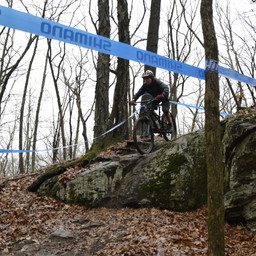 Photo of Michael CHANDLER at Lincoln Woods, RI