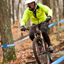 Photo of Karen POTTER at Lincoln Woods, RI