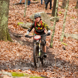 Photo of Alison CROCKER at Lincoln Woods, RI