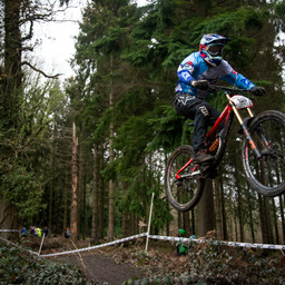 Photo of Jamie COUPLAND at Forest of Dean