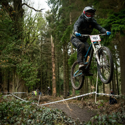 Photo of Ed ROBINSON at Forest of Dean