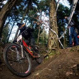 Photo of Kieran BALDWIN at Forest of Dean