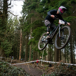 Photo of Aaron JENESON at Forest of Dean